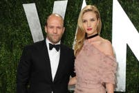 La top model Rosie Huntington-Whiteley, separada de Jason Statham