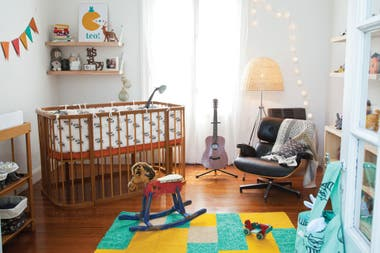 c0a4c1138 Solución 329  cómo armar un cuarto de bebé con estilo nórdico - LA ...