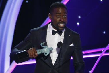 Sterling K. Brown, mejor actor dramático