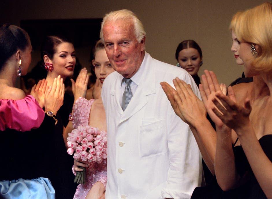 El adiós a Givenchy