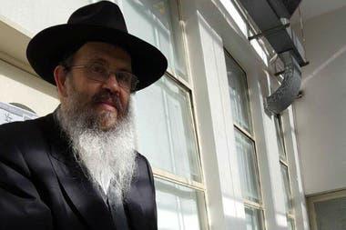 Entrevista con el rabino Tzvi Grunblatt, director de Jabad Lubavitch en Argentina