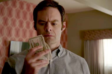 Bill Hader, en una escena de Barry