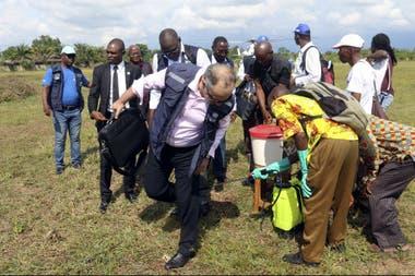 Hasta ahora los casos confirmados habían sido en una región rural de la Rebúplica Democrática del Congo