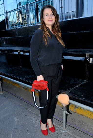 Adriana Oreiro, una de las mentes creativas detrás de Las Oreiro, la marca que fundó con su hermana Natalia