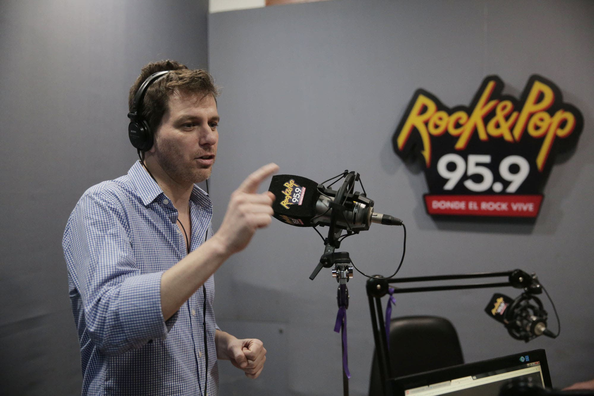 """La Rock & Pop le responde a Diego Scott: """"La radio no es una segunda opción"""""""