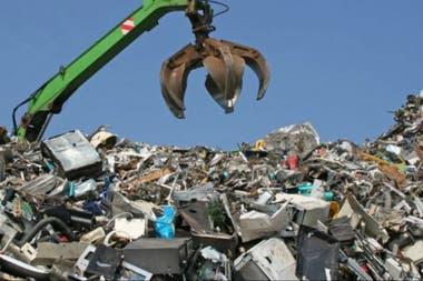 Solo el 20% de los desechos electrónicos del mundo se reciclan y se espera que su volumen siga creciendo.