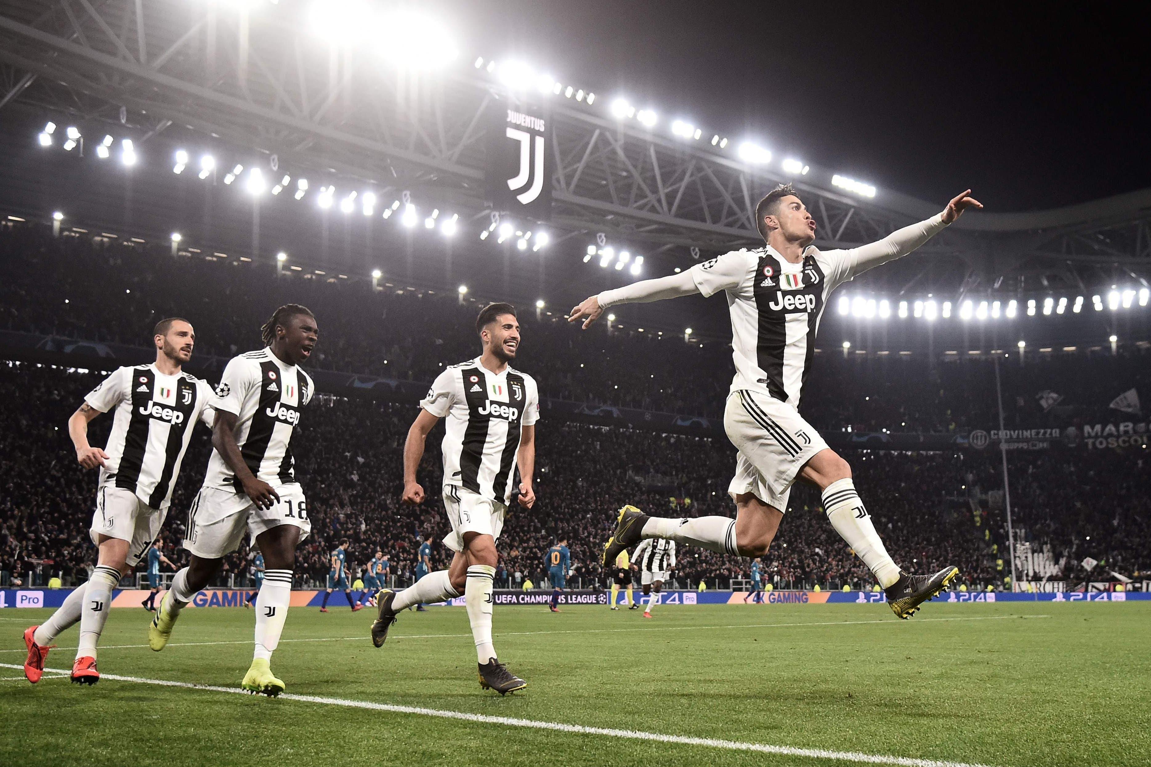 Una mina de oro. Cristiano vale millones e hizo subir las acciones de Juventus en la bolsa