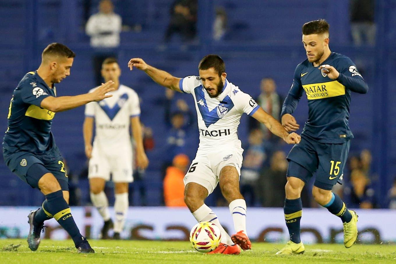 Boca-Vélez, Copa de la Superliga: horario, TV y formaciones