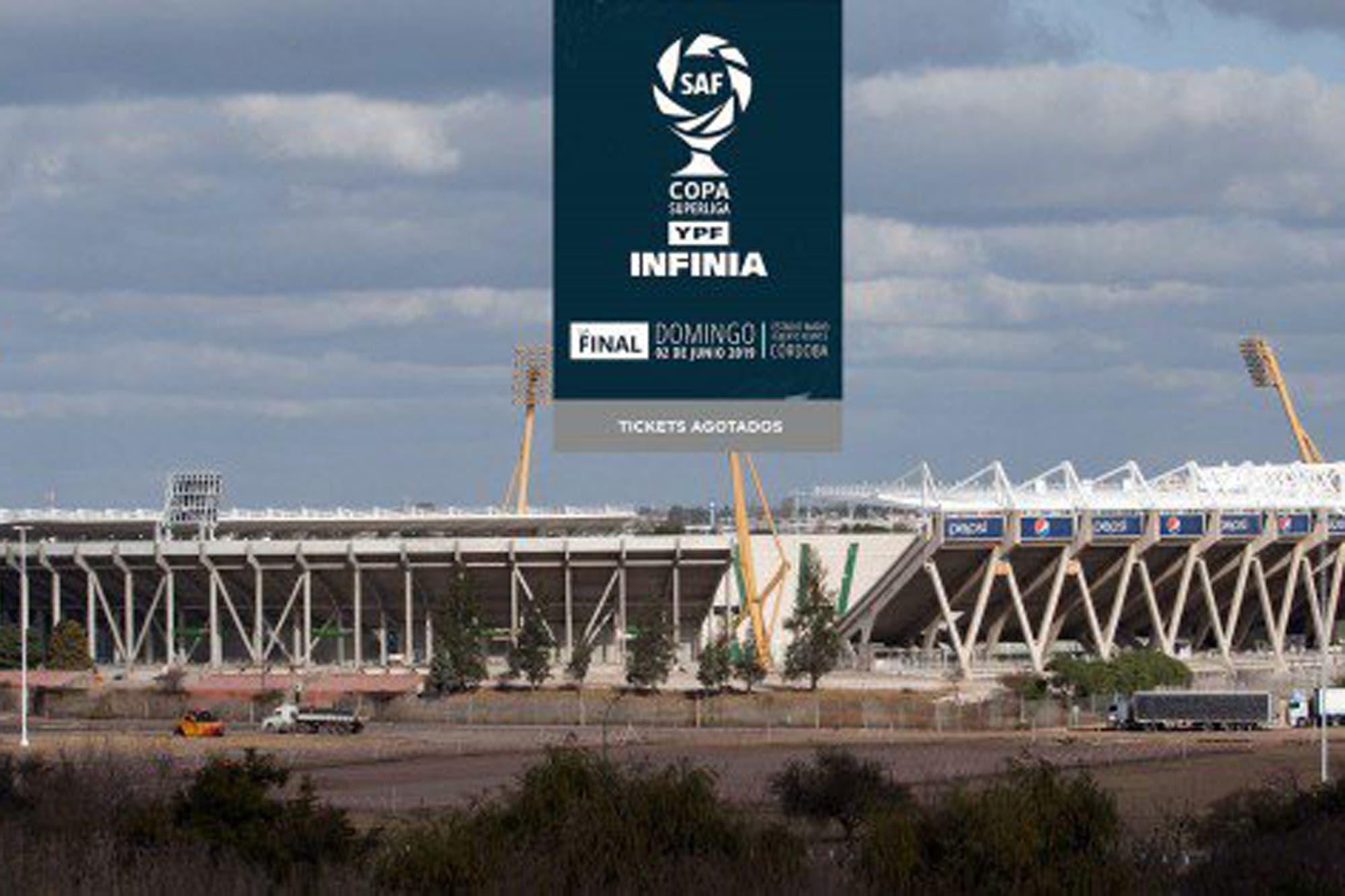 Boca-Tigre: tras la polémica, se agotaron las entradas para la final de la Copa de la Superliga