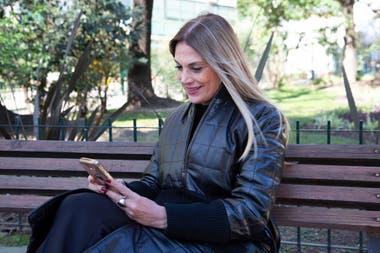 """Tras probar varios meses con distintas apps de citas, Marcela Labanca decidió darlas de baja: """"No son para mi"""""""