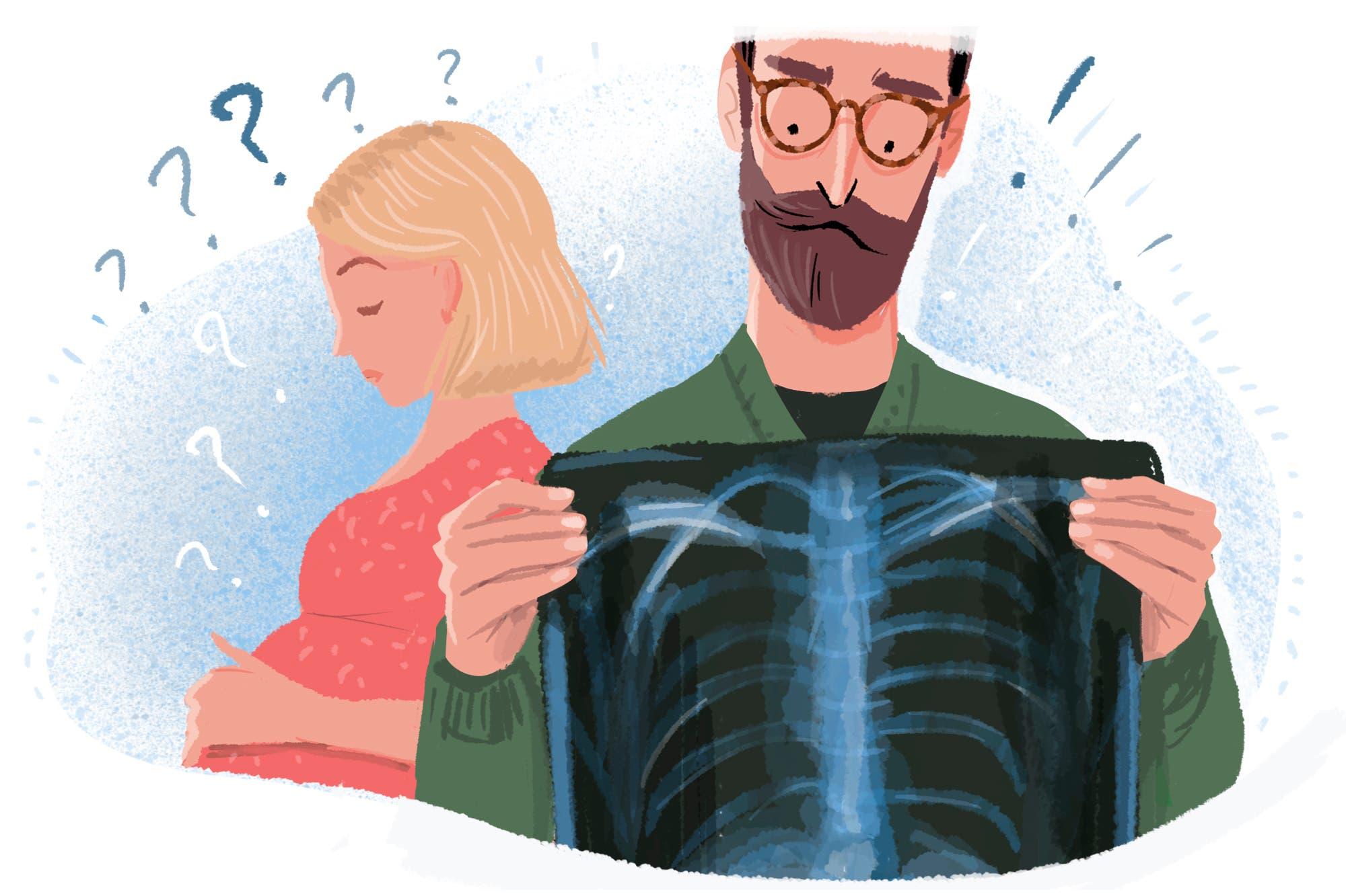 Radiación de rayos X para el cáncer de próstata
