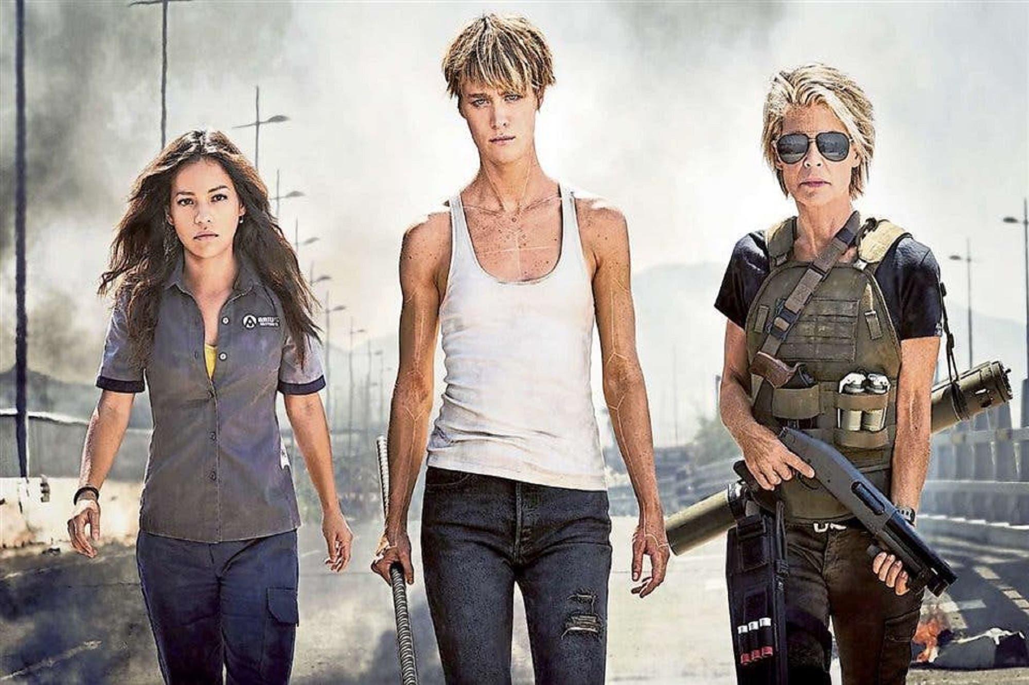 Acción, guiños y una dura amenaza en el apocalíptico nuevo trailer de Terminator: Destino Oculto