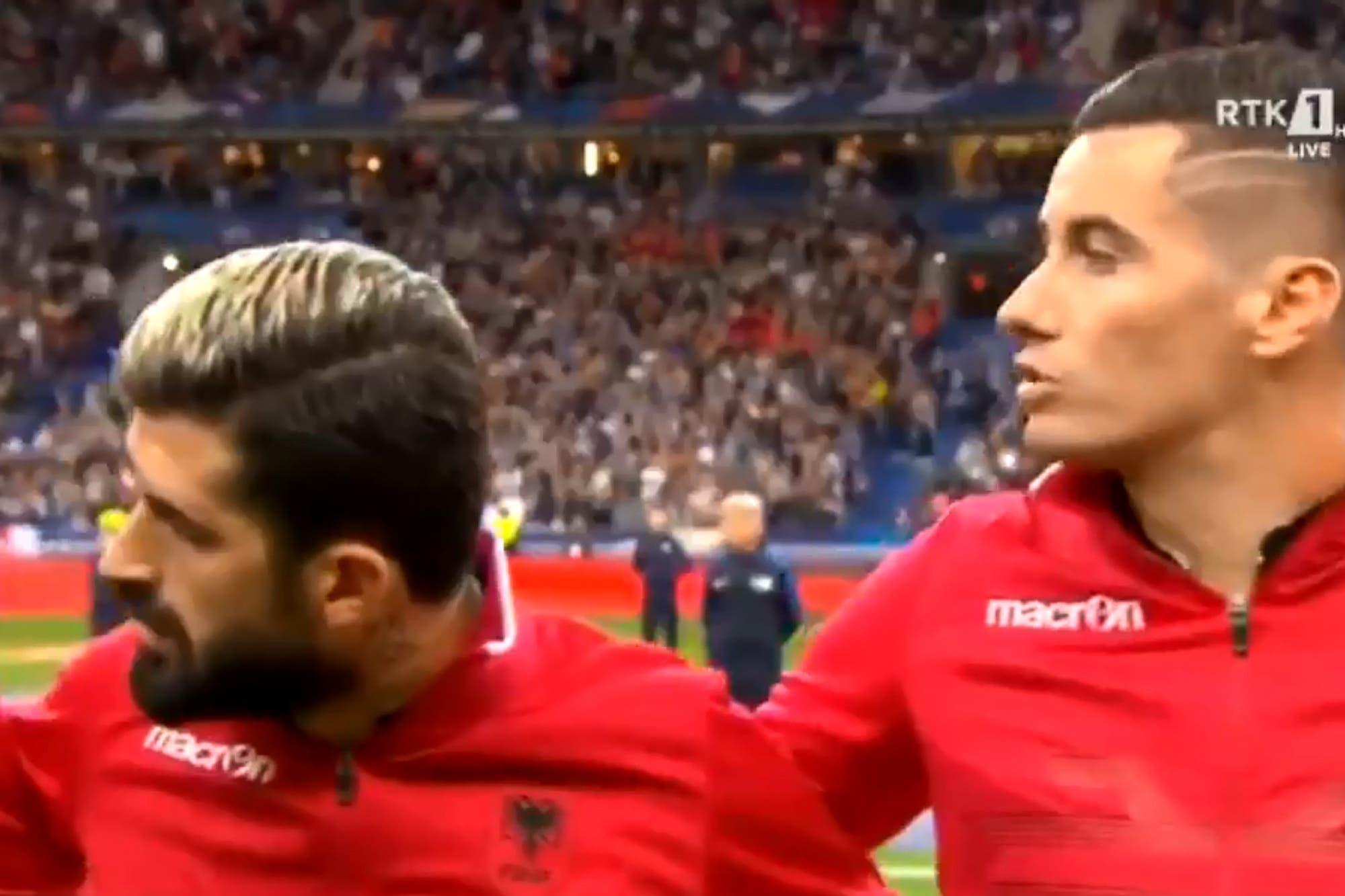 El grave error francés con el himno de Albania y las 10 selecciones eliminadas de Qatar 2022