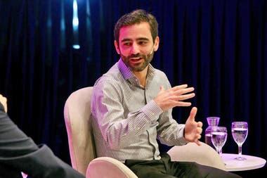 Max Cavazzani, creador de Etermax