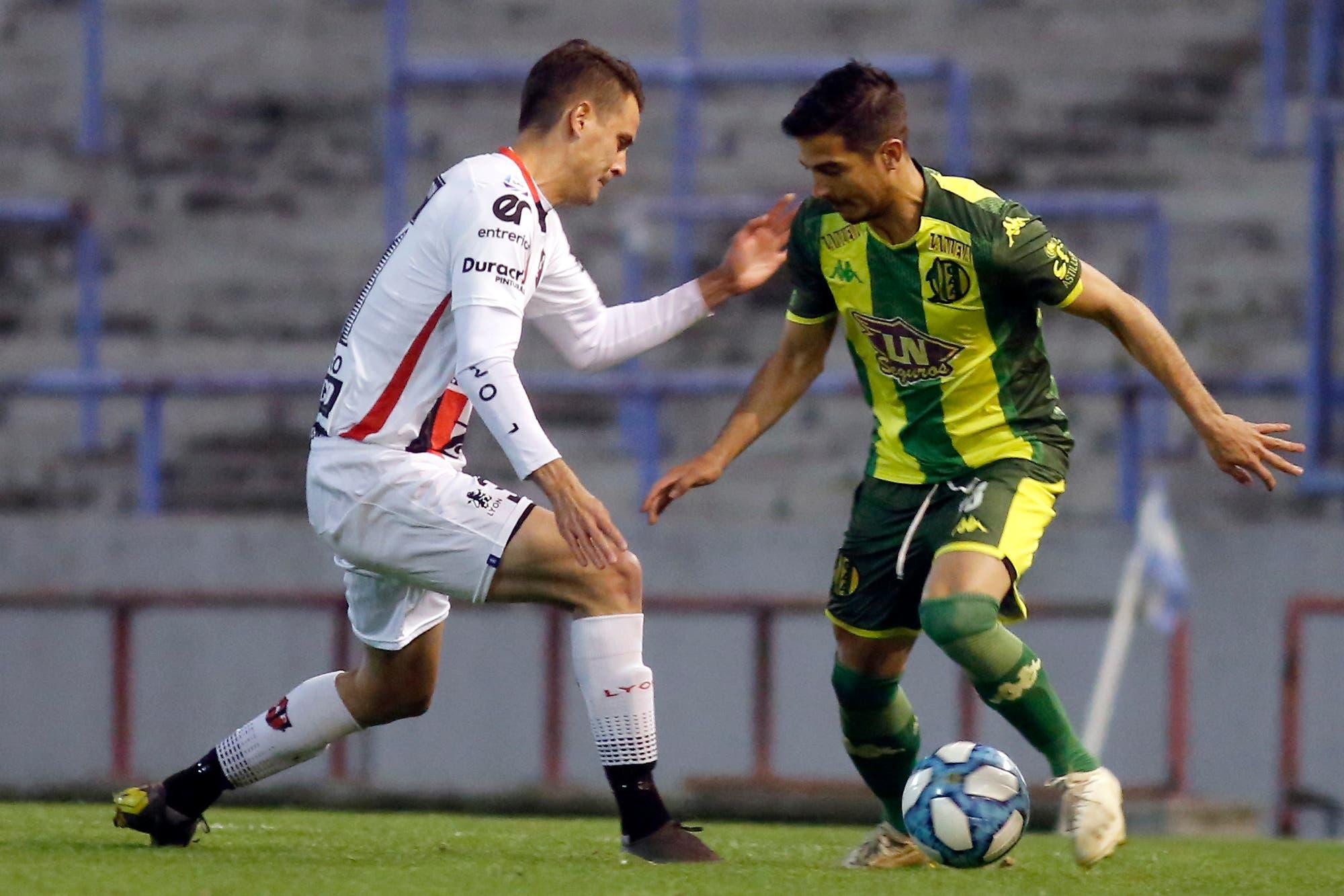 Aldosivi-Patronato, por la Superliga: ya se juega un duelo clave por los promedios
