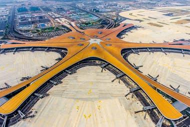 Recibirá una buena cantidad de los 170 millones de pasajeros que la capital china espera recibir hasta 2025