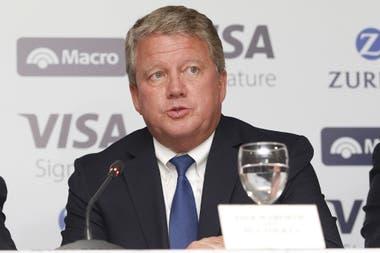 Jack Warfield termina su gestión en el PGA Tour Latinoamérica a fin de año; fue el enlace con la AAG desde 2012
