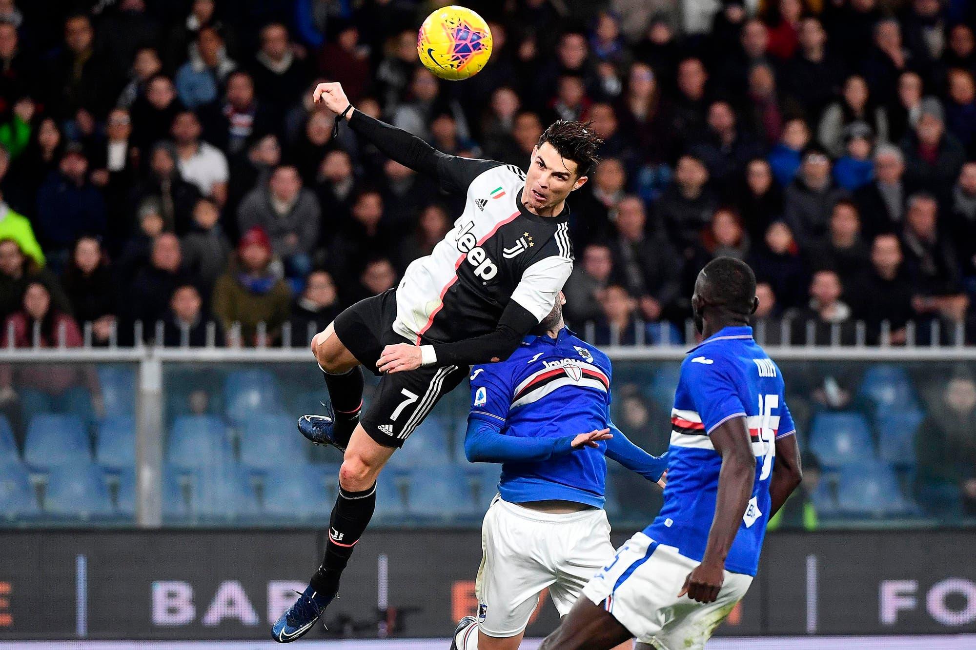 El salto del gol de Cristiano Ronaldo que desafió la ley de gravedad: 2,56 metros