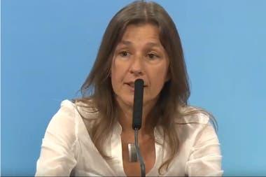 La ministra de Seguridad, Sabina Frederic, se lleva el primer puesto elegida por el 53,6% de los encuestados