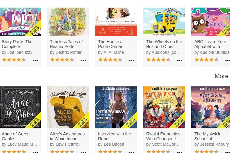 Cuarentena: Amazon liberó más de cien clásicos y cuentos infantiles