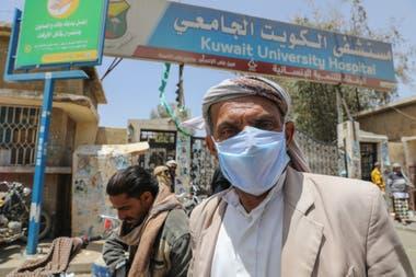 Yemen no presenta infectados hasta el momento pero sus habitantes toman las medidas necesarias ante la posible aparición de la pandemia