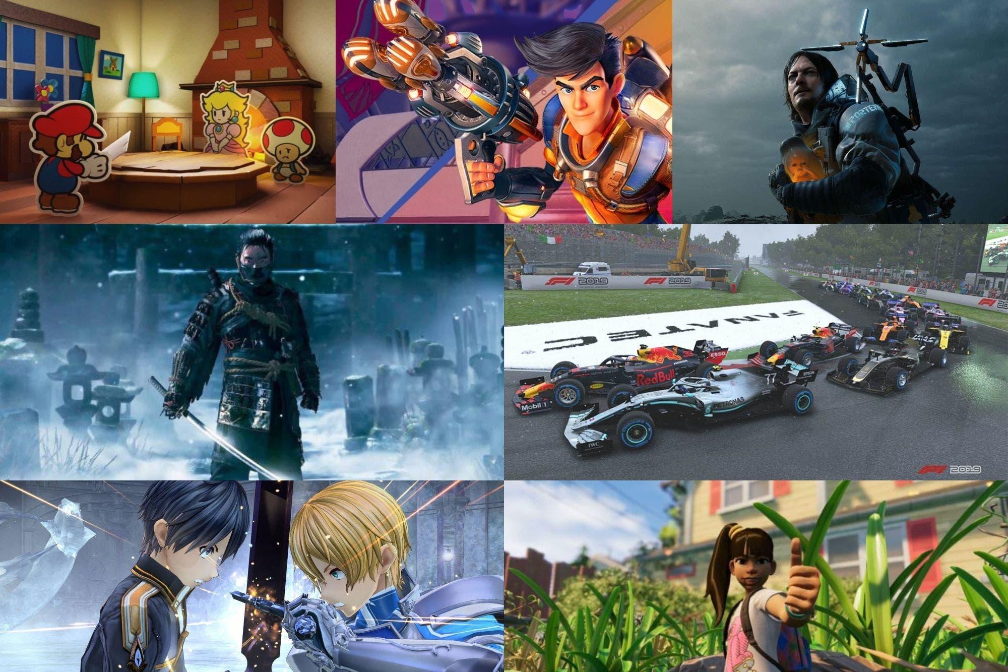 Videojuegos: los mejores lanzamientos de julio para PC, PS4, Xbox One y Switch