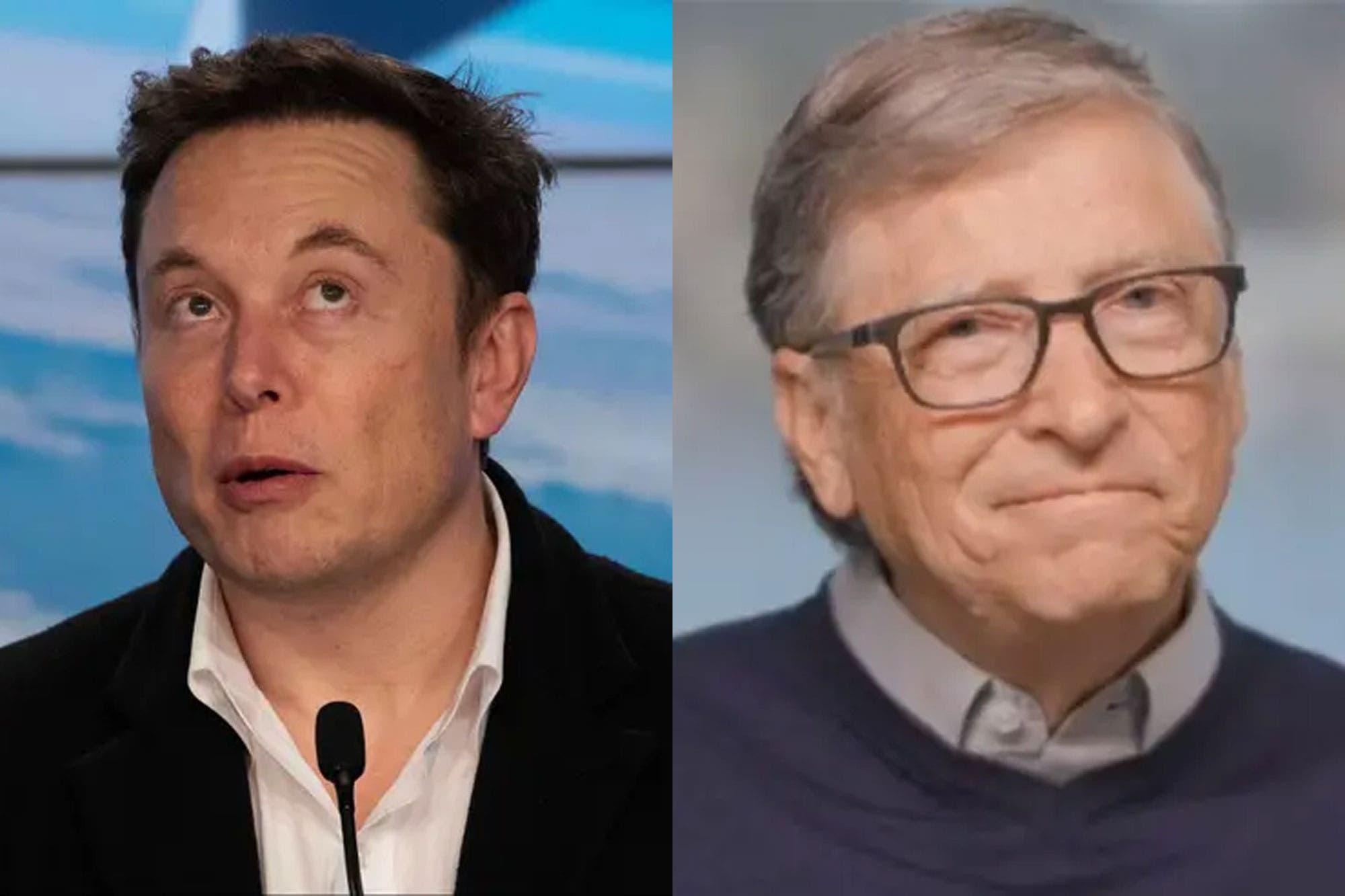 Reportan el hackeo de las cuentas de Twitter de Elon Musk, Bill Gates y Jeff Bezos con un mensaje de estafa con bitcoins