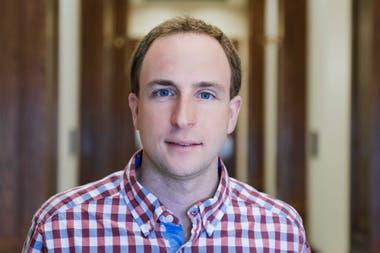 Julián Kozlowski trabaja en la Reserva Federal (Fed) de St Louis