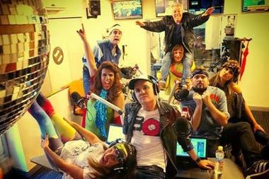 El club del Moro, un programa líder en la FM