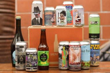 Bierful tiene 4 combos de cervezas para elegir y armar los packs