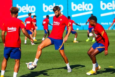Este sábado Barcelona jugará un amistoso frente a Gimnàstic de Tarragona.