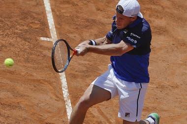 Diego Schwartzman cayó ante Laslo Djere, por los Cuartos de Final del ATP de Kitzbuhel