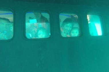 Así nos ven: esto es lo que observan las ballenas cuando se acercan al Yellow Submarine