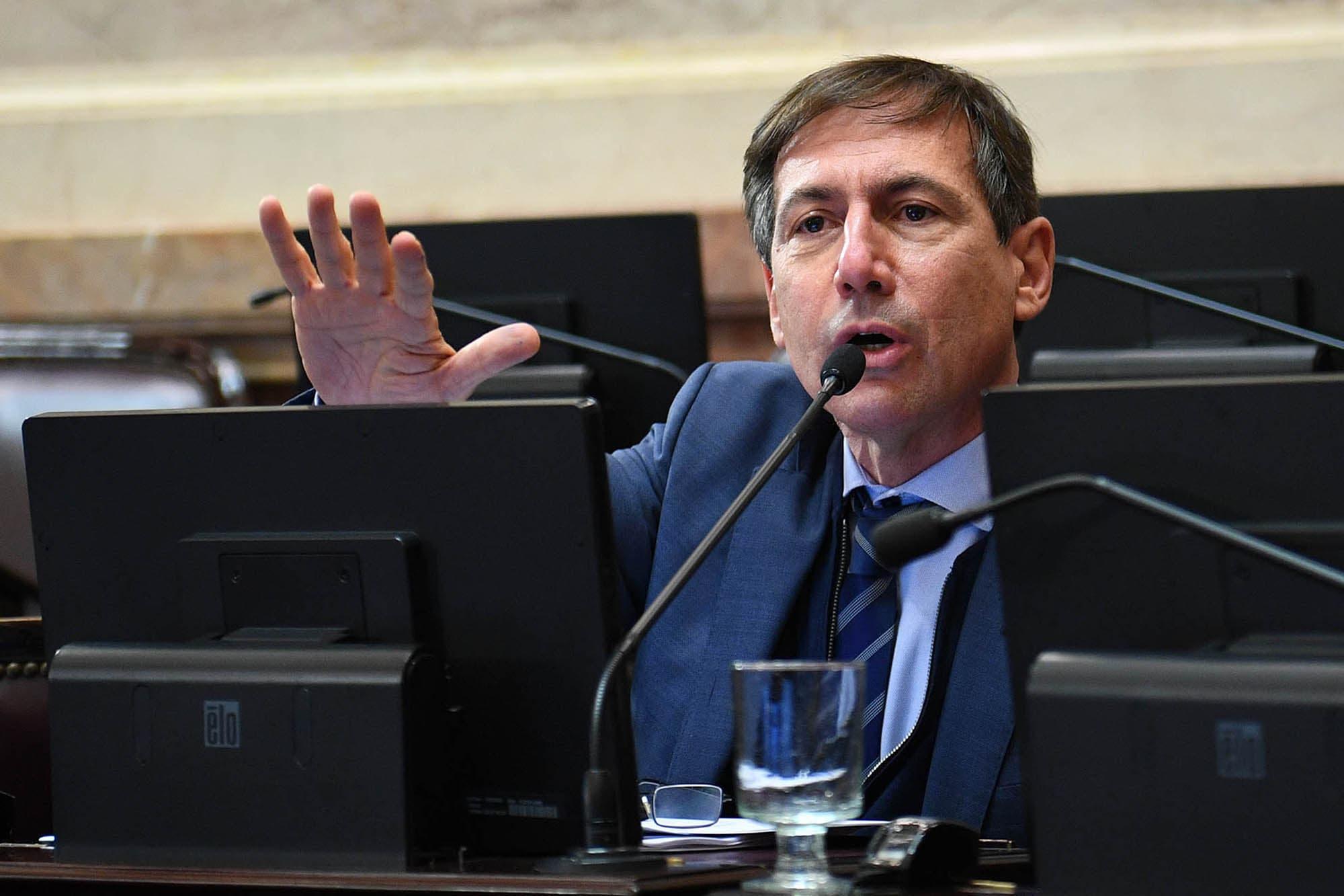 Deuda: dura réplica de los senadores de la oposición a la carta kirchnerista