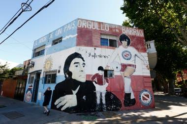 Las acciones en conmemoración de Diego Maradona irán en aumento en los tribunales argentinos este fin de semana.