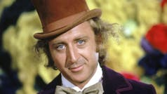 Murió Gene Wilder, el primer Willy Wonka
