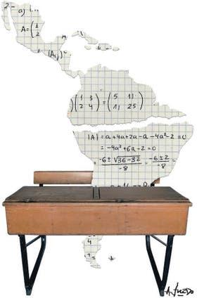 El desastre educativo de la región