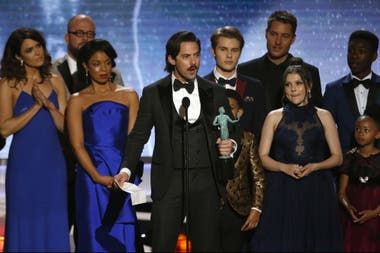 This Is Us, mejor cast dramático