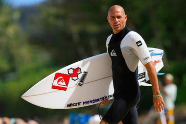Robert Kelly Slater