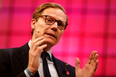 Alexander Nix, CEO de Cambridge Analytica