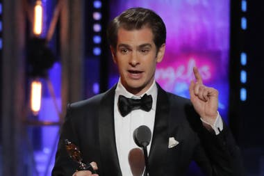 Andrew Garfield, mejor actor dramático