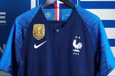 Cómo conseguir la camiseta de Francia con la segunda estrella de ... e22af8fb5941c