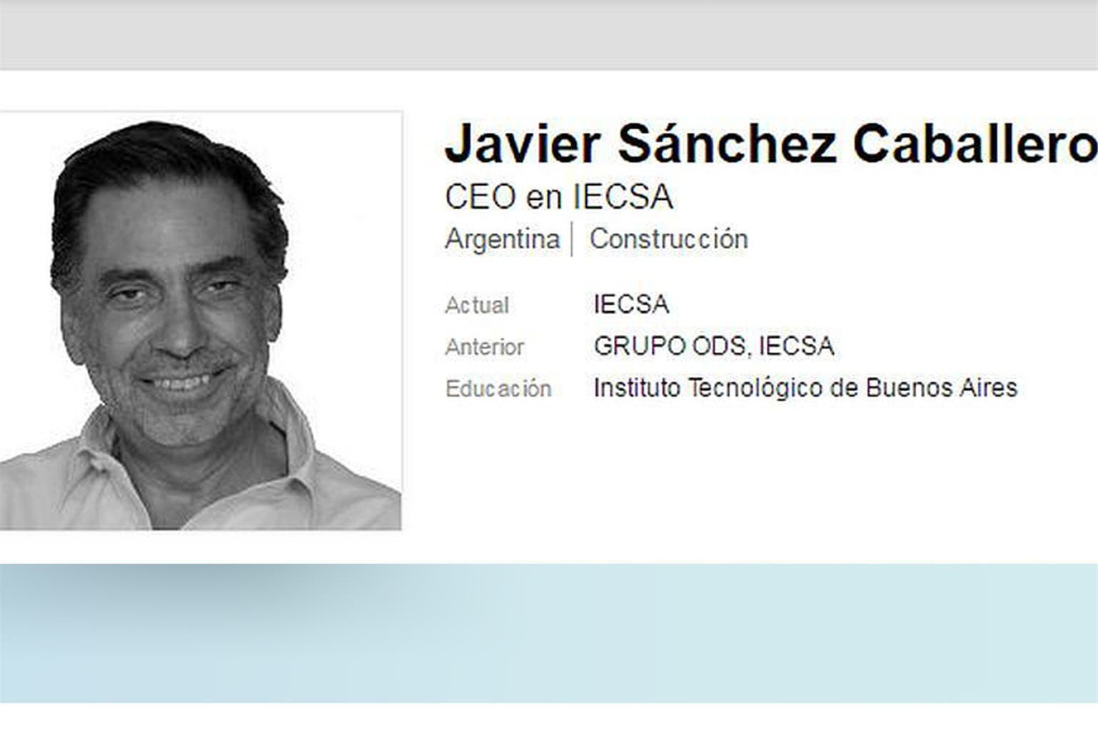 Los cuadernos de las coimas: quién es Javier Sánchez Caballero, el segundo empresario arrepentido