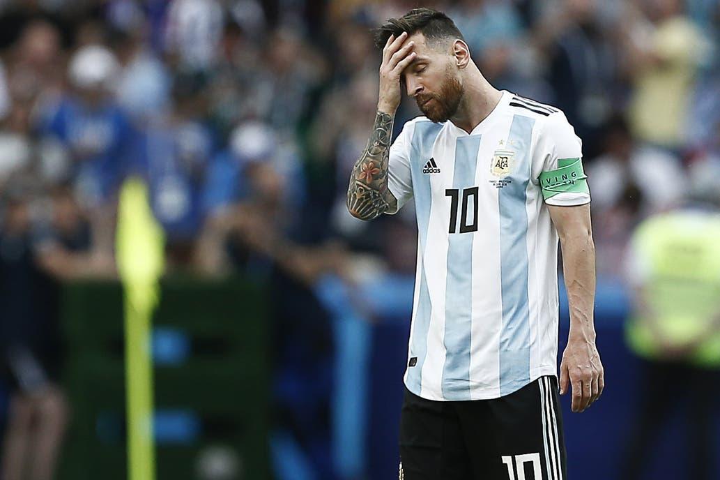 La AFA confirma que Lionel Messi no jugará en la selección argentina 'al menos hasta fin de año' (lanacion.com.ar)