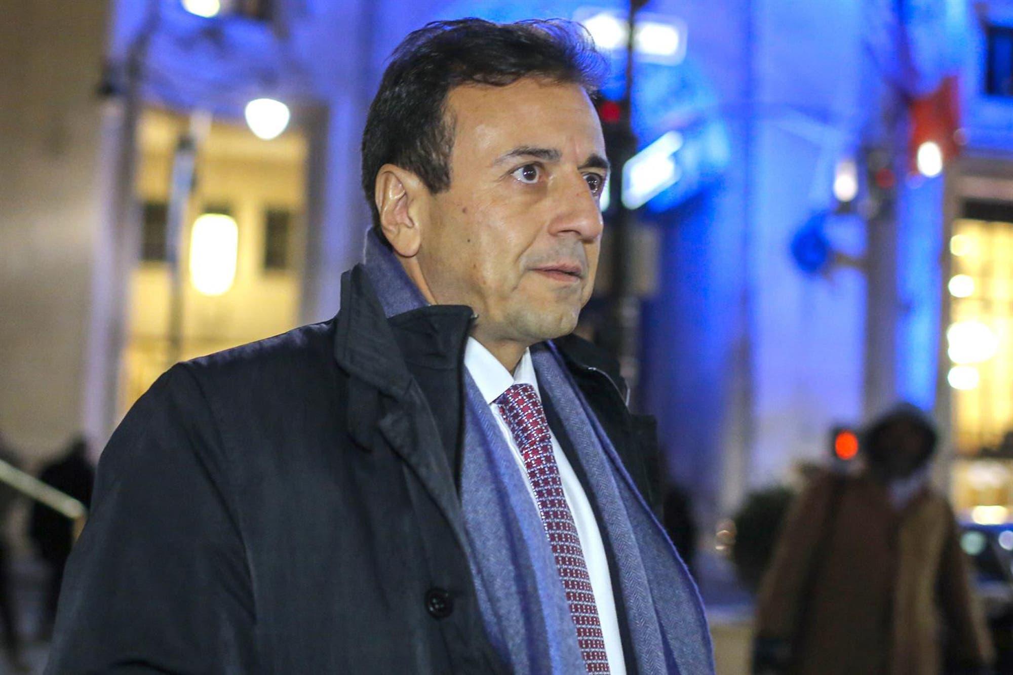 """Quintana se despidió en la Casa Rosada: """"voy a tomarme un tiempo de reflexión"""""""