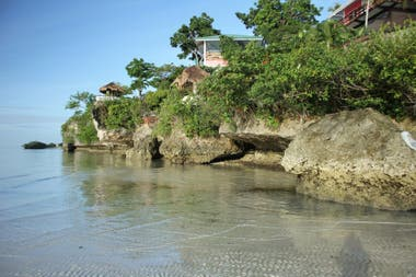 Beach resort en Filipinas