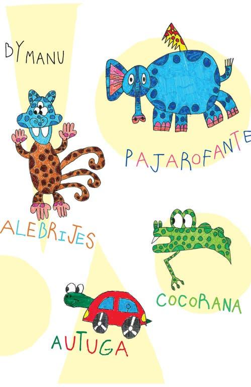Las criaturas que inspiraron a Bernasconi