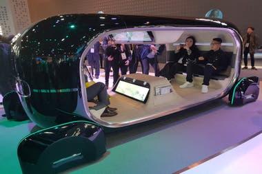 Kia R.E.A.D. Con un habitáculo interactivo y mediante I.A., la marca coreana busca conectar las emociones y sentidos de los pasajeros