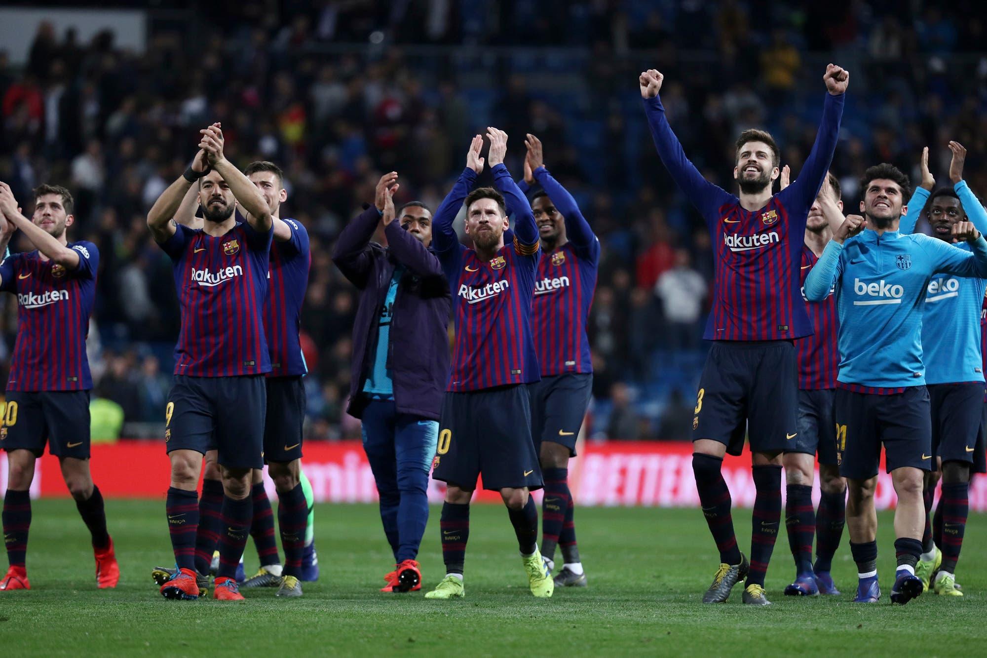 Barcelona es el nuevo rey: pasó a liderar el historial con Real Madrid tras 87 años