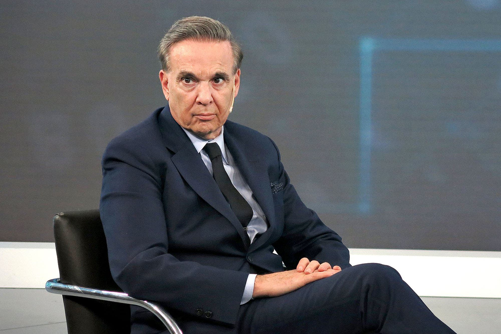 """Miguel Pichetto, sobre el acuerdo con el Gobierno: """"Es para cuidar a la Argentina"""""""